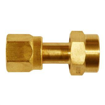 Adjustable female adaptor union