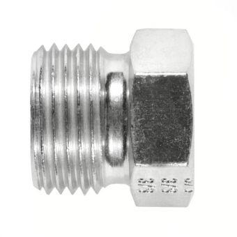Nipplo maschio per collegamento tubo